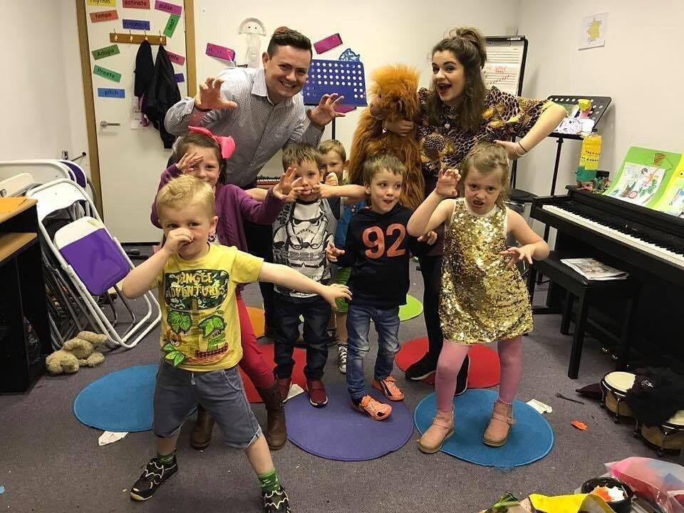Szkoła muzyczna dla dzieci