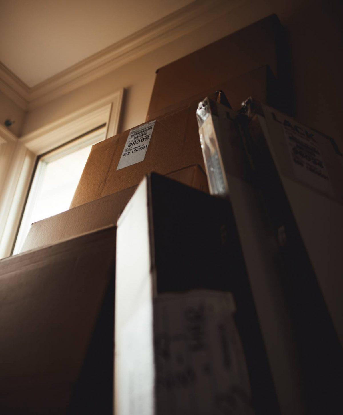 Jak pakować rzeczy do przeprowadzki